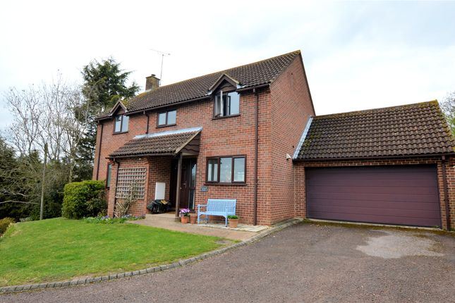 Thumbnail Detached house for sale in The Street, Tirley, Gloucester