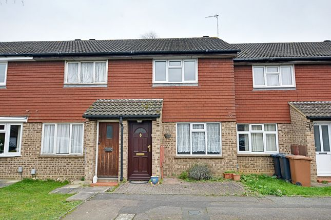 2 bed terraced house to rent in Willowmead, Hertford SG14