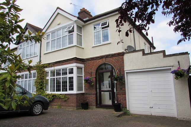 Thumbnail Semi-detached house for sale in Prior Avenue, Sutton