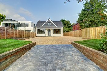 Thumbnail Detached house for sale in Somerville, 9 Offley Road, Sandbach