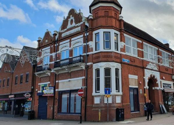 Office to let in 1, Stratford Street, Nuneaton