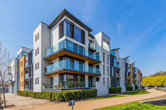 Thumbnail Flat for sale in Wye Apartments, Severn Quay, Chepstow