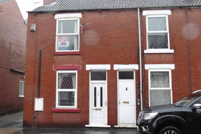 Thumbnail Flat to rent in Victoria Street, Hemsworth