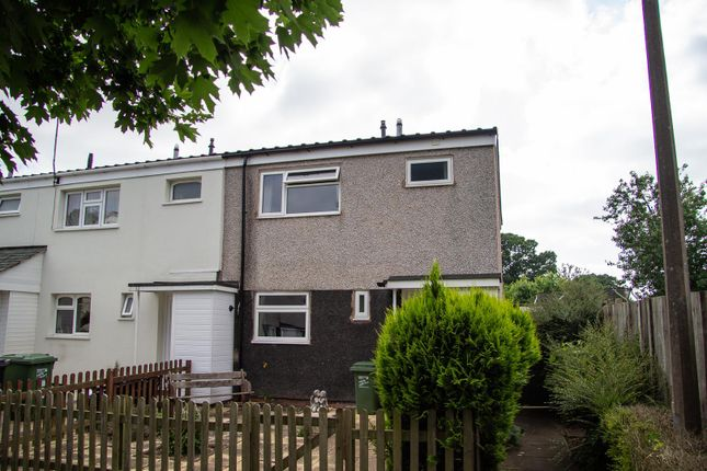 Thumbnail Detached house to rent in Pedmore Close, Redditch, Worcs