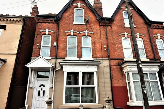 Thumbnail End terrace house for sale in Edgbaston Road, Smethwick