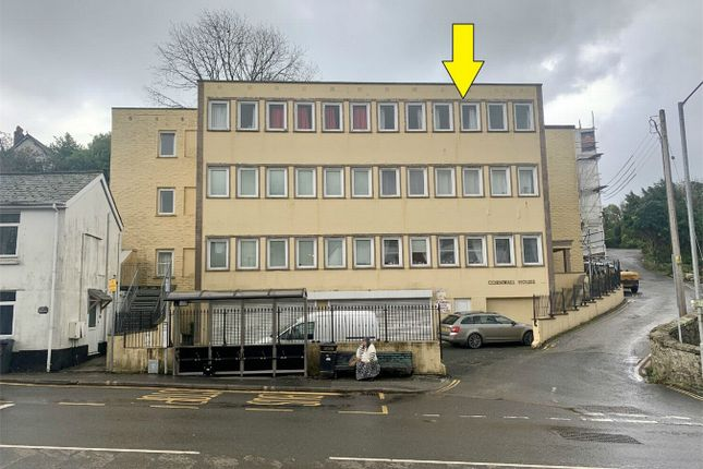 Thumbnail Flat to rent in South Street, St. Austell