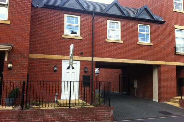 Thumbnail Flat to rent in Shaftesbury Crescent, Derby