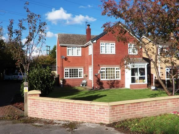 Thumbnail Detached house for sale in Wood Lane, Hawarden, Flintshire