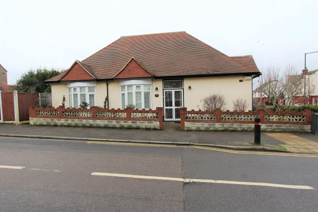 Thumbnail Detached bungalow for sale in Oxford Road, Gillingham
