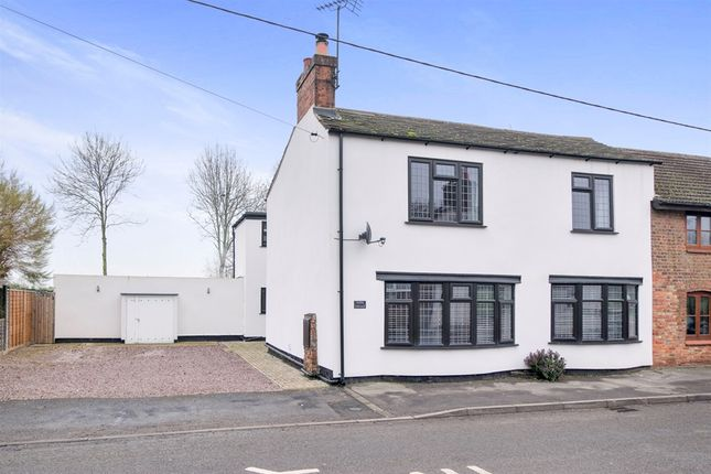 Thumbnail Semi-detached house for sale in Church Way, Tydd St. Mary, Wisbech