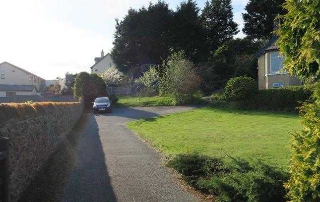 Thumbnail Land for sale in Building Plot At Cornelyn, Pentraeth Road, Menai Bridge