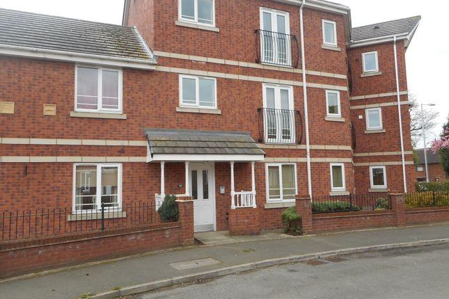 Thumbnail Flat to rent in Upton Green, Fordhouses, Wolverhampton