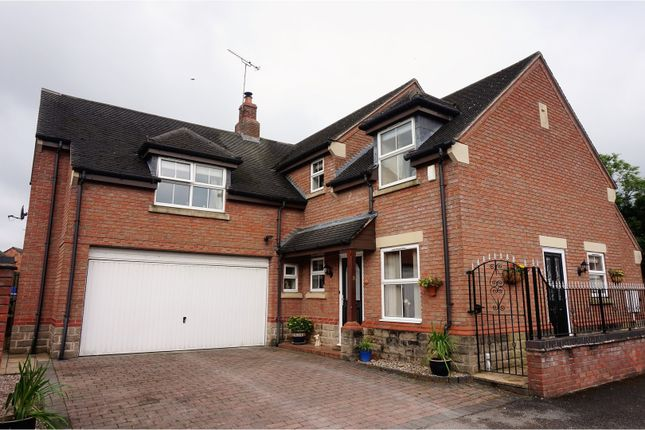 Thumbnail Detached house for sale in The Greendale, Wessington