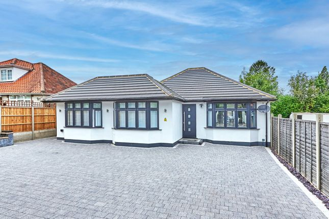 Thumbnail Bungalow for sale in Watford Road, St. Albans, Hertfordshire