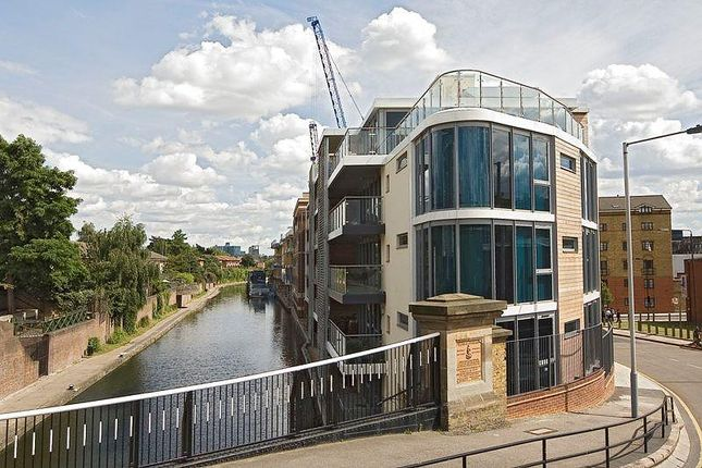 Flat for sale in St Pancras Way, Camden
