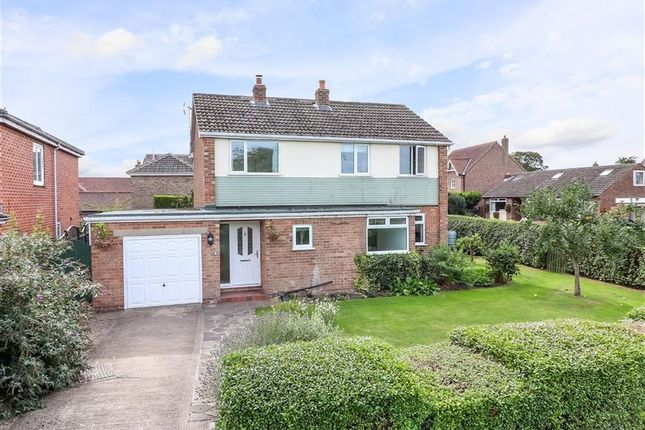 Thumbnail Detached house for sale in Stanyforth Crescent, Kirk Hammerton, York