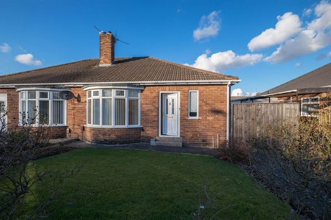 Thumbnail Semi-detached bungalow for sale in Langdon Road, Hillheads Estate
