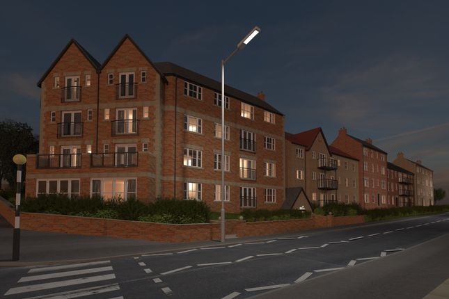 Otium At Night of Park Drive Way, Stocksbridge, Sheffield S36