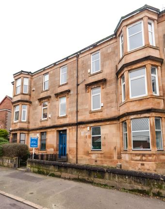 Thumbnail Flat for sale in Barterholm Road, Paisley