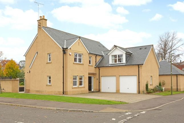 Thumbnail Detached house for sale in The Maltings, Haddington
