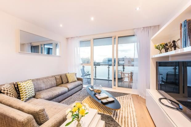 Thumbnail Flat to rent in Chancery House, Levett Square