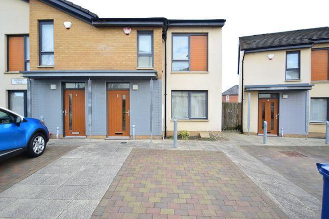 Thumbnail Semi-detached house for sale in Hursley Walk, Walker