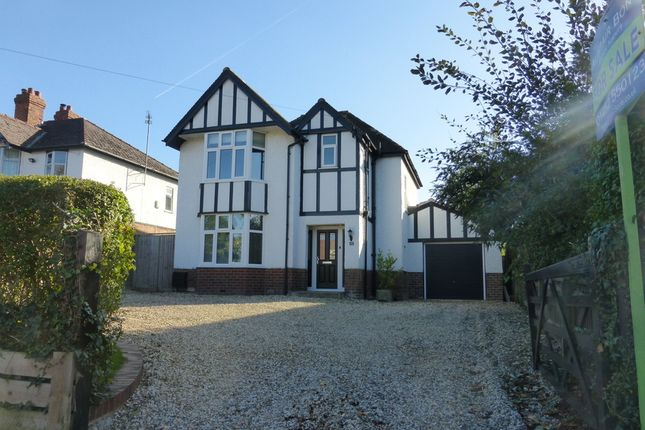 Thumbnail Detached house for sale in Kenilworth Avenue, Longlevens, Gloucester