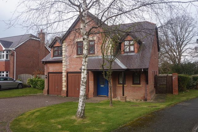 Thumbnail Detached house for sale in Bryn Adda, Bangor