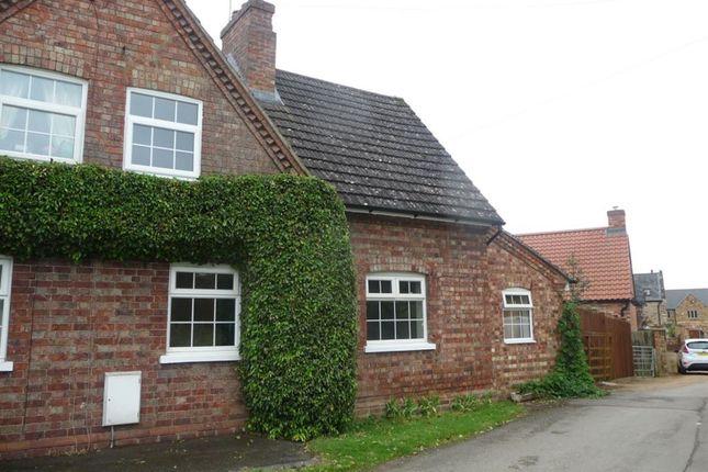Thumbnail Cottage to rent in Hardwick Village, Hardwick, Wellingborough