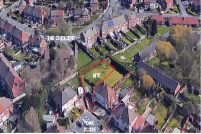 Thumbnail Land for sale in Oak Close, Whiston, Prescot
