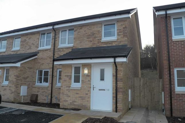 Thumbnail Terraced house for sale in Brunel Wood, Upper Bank, Swansea
