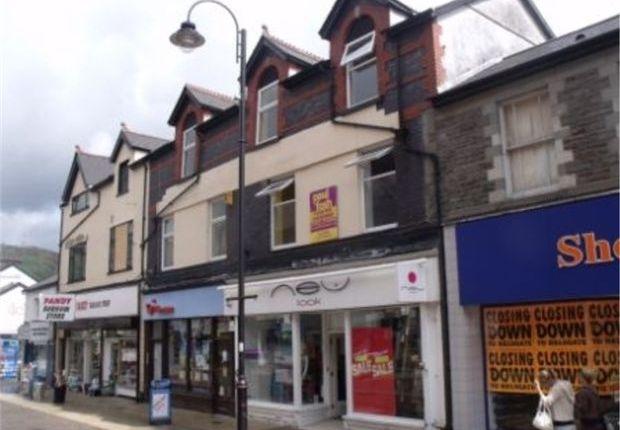 Thumbnail Flat to rent in 19 - 20 Dunraven Street, Tonypandy, Rhondda Cynon Taff.