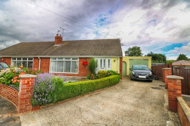 Thumbnail Bungalow for sale in The Green, Whitby, Ellesmere Port