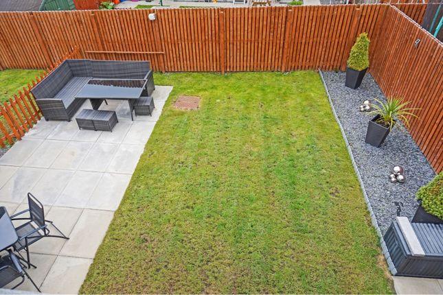 Rear Garden of Urquhart Grove, Elgin IV30