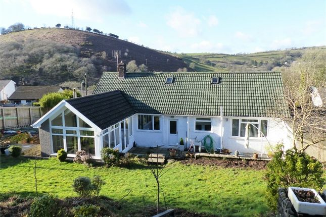 Thumbnail Detached bungalow for sale in Old Parish Road, Blackmill, Bridgend, Mid Glamorgan
