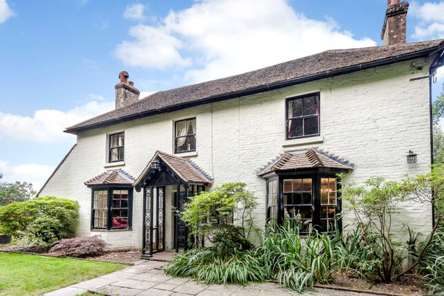 Thumbnail Detached house for sale in Turners Hill Road, Crawley Down, Crawley, West Sussex