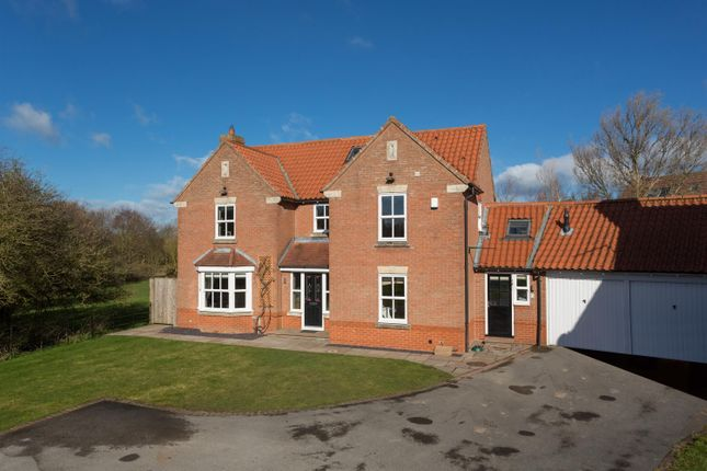 Thumbnail Detached house for sale in Lock House Lane, Earswick, York