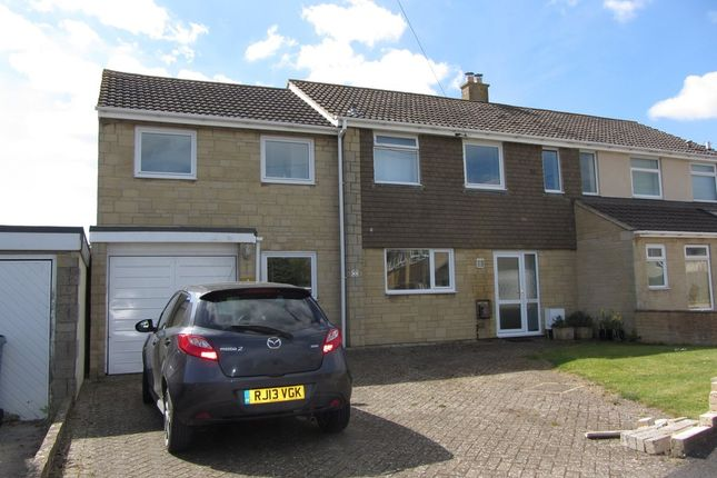 Thumbnail Semi-detached house for sale in Churchill Place, Hatherop Road, Fairford