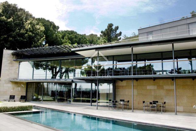 Thumbnail Villa for sale in Spain, Barcelona, Barcelona City, Pedralbes, Lfs4669