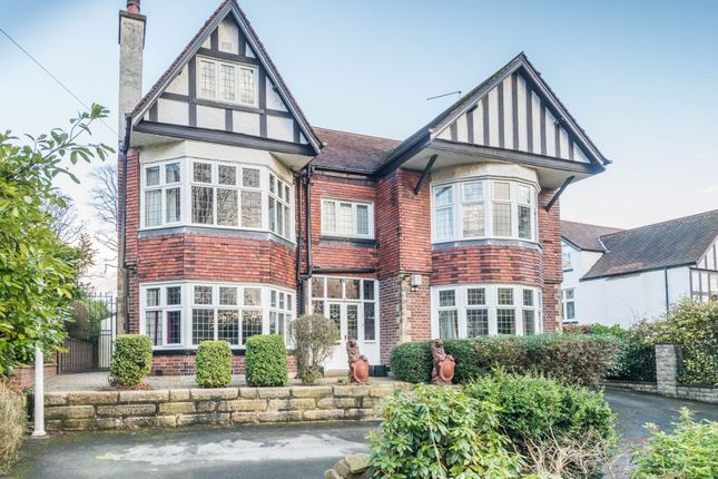 Thumbnail Detached house for sale in Riverdale Road, Sheffield