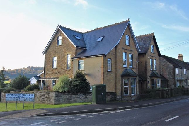 Thumbnail End terrace house for sale in Westlands, Station Road, Ilminster