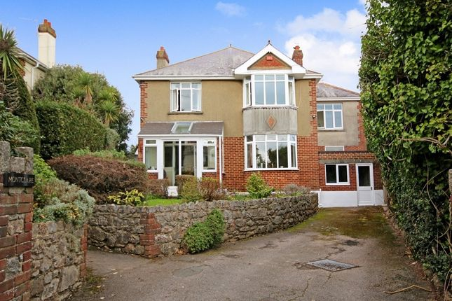 Thumbnail Detached house for sale in Furzehill Road, Torquay