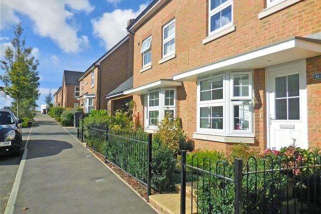 Thumbnail Semi-detached house for sale in Sholden Drive, Deal, Kent