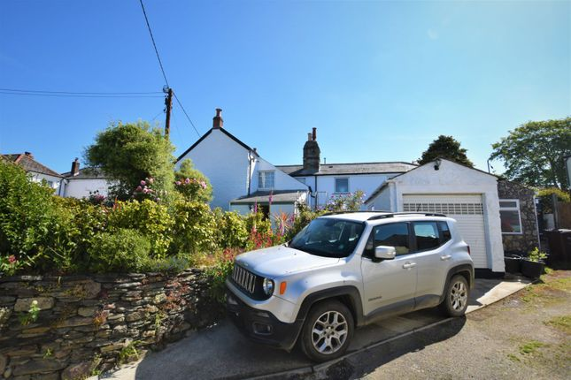Front of Tregony Hill, Tregony TR2