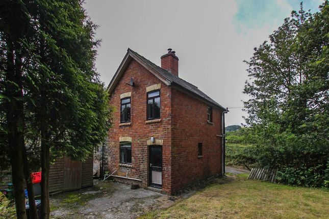 Thumbnail End terrace house to rent in Llanyre, Llandrindod Wells