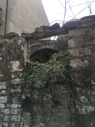 Ruin 7. of Lefkimmi, Corfu, Ionian Islands, Greece