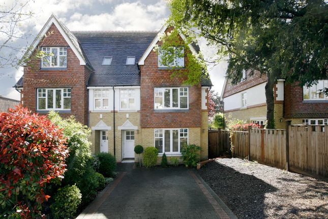 Thumbnail Semi-detached house to rent in Pepys Road, Raynes Park