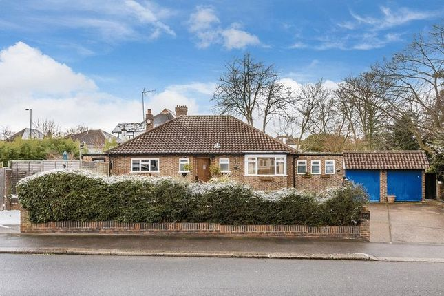 Thumbnail Bungalow for sale in Woodcote Valley Road, Purley