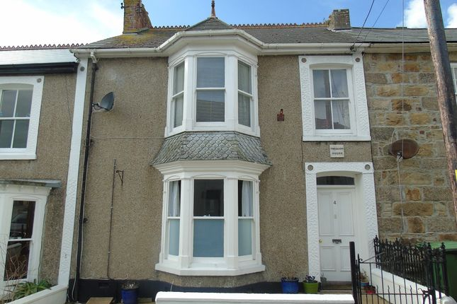 Thumbnail Terraced house for sale in Church Street, St Erth, Hayle, Cornwall.