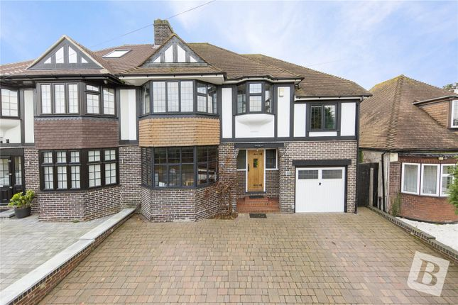 Thumbnail Semi-detached house for sale in Harman Avenue, Gravesend, Kent
